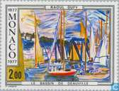 Postage Stamps - Monaco - Dufy, Raoul