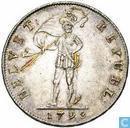 Helvetische republiek 40 batzen 1798 (S)