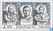 Briefmarken - Monaco - Bosio