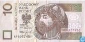 10 Polen PLN