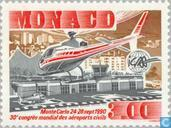 Timbres-poste - Monaco - Int. conférence ICAA