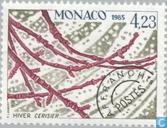 Postage Stamps - Monaco - Seasons