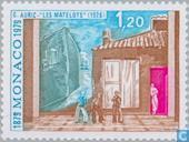 Postzegels - Monaco - Operazaal