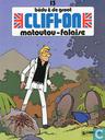 Bandes dessinées - Clifton - Matoutou-Falaise