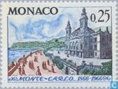 Postage Stamps - Monaco - Monte Carlo