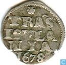 Overijssel 2 pence 1678