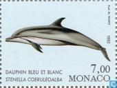 Postage Stamps - Monaco - Whales