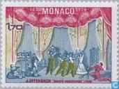 Postage Stamps - Monaco - Opera Hall