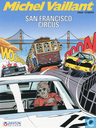 Strips - Michel Vaillant - San Francisco Circus