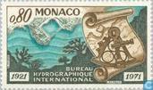 Postage Stamps - Monaco - Hydrographic Institute