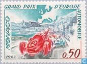 Postzegels - Monaco - Grand Prix van Monaco