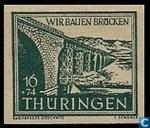 Wiederaufbau zerstörter Brücken