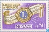 Timbres-poste - Monaco - Monaco Club Lions