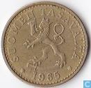 Finland 20 penniä 1965