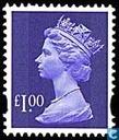 La Reine Elizabeth II-Machin Decimales