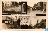 Aan de Nederlands-Duitse grens