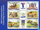 YMCA, Rotary en Lions
