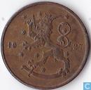 Finland 10 penniä 1927