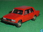 Lada Riva VAZ-2105  red