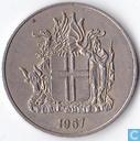Iceland 10 krónur 1967