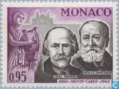 Timbres-poste - Monaco - Monte Carlo