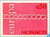 Postage Stamps - Monaco - Europe – Rings