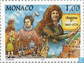 Briefmarken - Monaco - Grimaldi-Dynastie