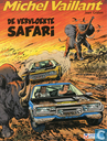 Comic Books - Michel Vaillant - De vervloekte safari
