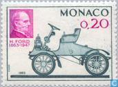 Timbres-poste - Monaco - Ford, Henry