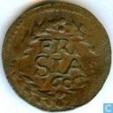 Friesland duit 1606