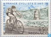 Postage Stamps - Monaco - 50th Tour de France