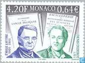 Postage Stamps - Monaco - Famous People