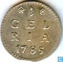 Gelderland 1 stuiver 1785