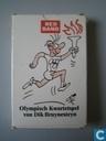 Olympisch kwartetspel van Dik Bruynesteyn