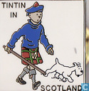 Tintin en Ecosse