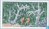Postzegels - Monaco - Berlioz, Hector
