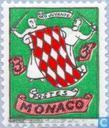 Postage Stamps - Monaco - Arms