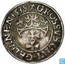 Polen 1 Grosz 1539