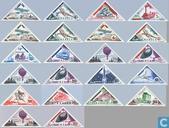 1956 Opdruk op portzegels (MON 91)