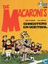 Bandes dessinées - Macaroni's, De - Gangsters en voetbal