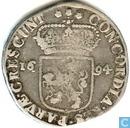 Zealand silver ducat 1694