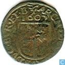 S-Hertogenbosch 1602 Pfennig