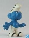 Prisoner Smurf