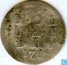 Holland 2 stuivers 1712