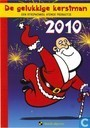 De gelukkige kerstman