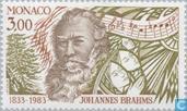 Postzegels - Monaco - Beroemse kunstanaars