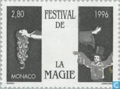 Timbres-poste - Monaco - Grand Prix Magic