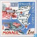 Rallye Monte Carlo 33e