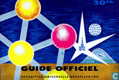 Guide officiel exposition Universelle Bruxelles 1958