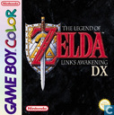 Video games - Nintendo Game Boy Color - The Legend of Zelda: Link's Awakening DX